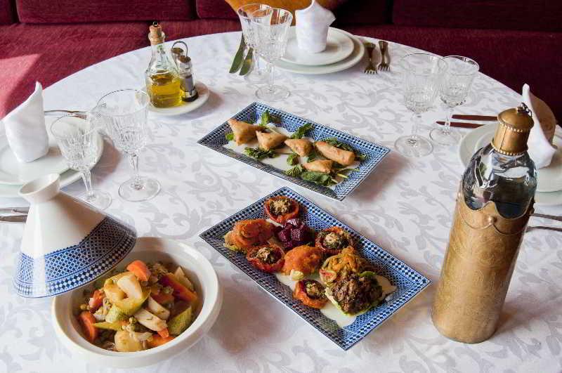 Restaurant Riad Dar Ilham