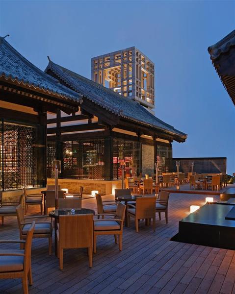 Bar Park Hyatt Beijing