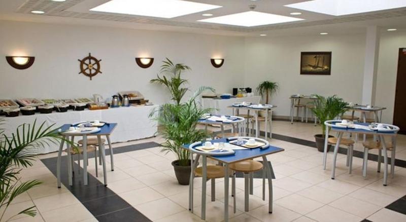 Restaurant Appart City Paris Le Blanc Mesnil