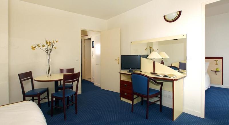 Room Appart City Paris Le Blanc Mesnil