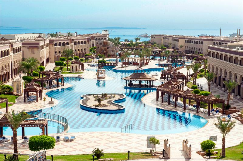 General view Sentido Mamlouk Palace Resort