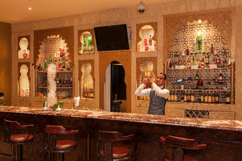 Bar Sentido Mamlouk Palace Resort