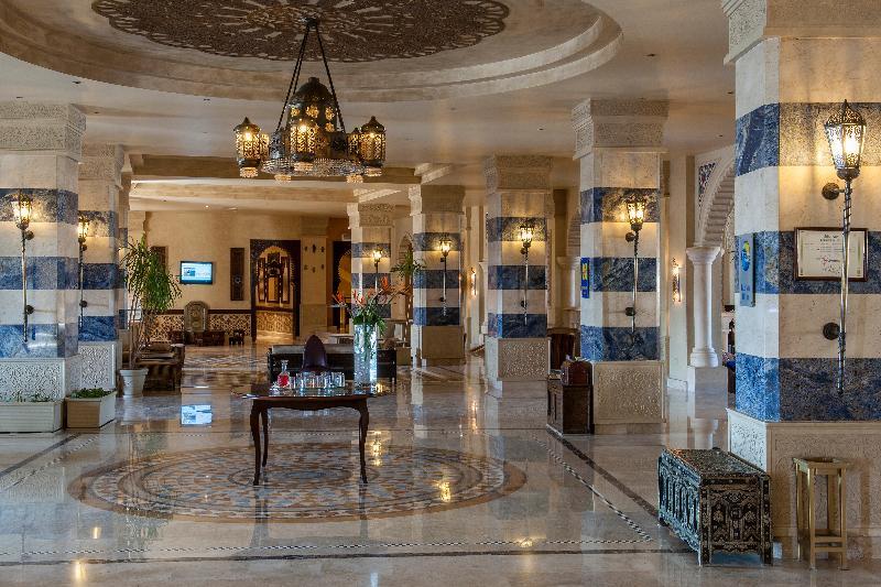 Lobby Sentido Mamlouk Palace Resort