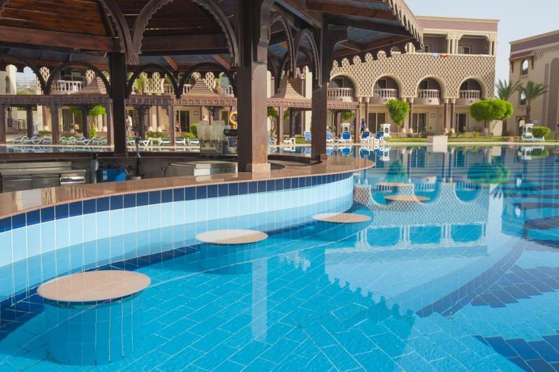 Pool Sentido Mamlouk Palace Resort