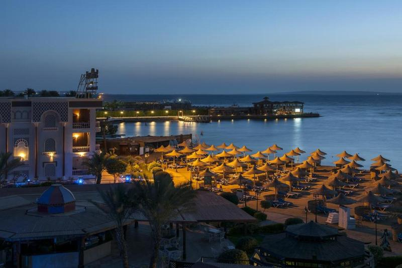 Beach Sentido Mamlouk Palace Resort