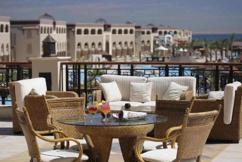 Terrace Sentido Mamlouk Palace Resort