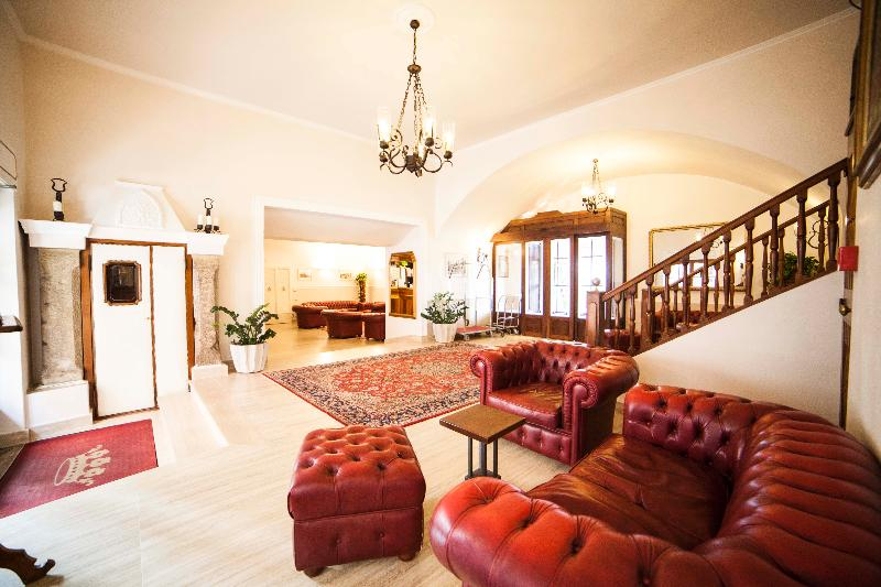 Lobby Grand Duca Hotel