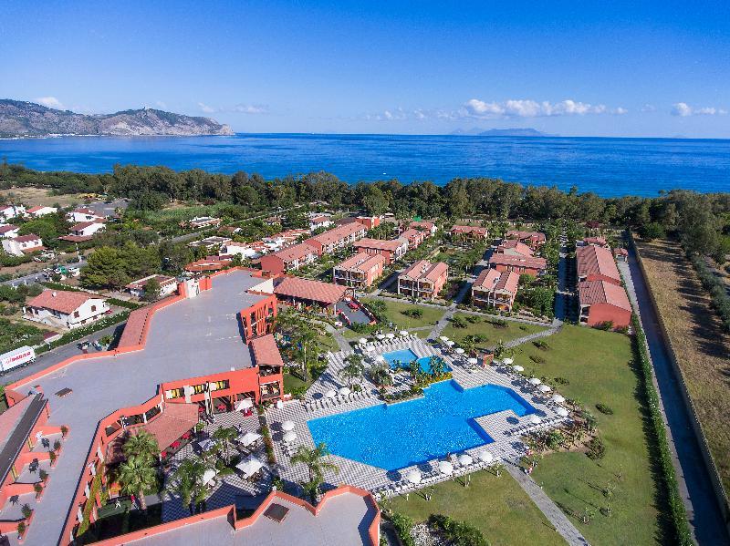 General view Voi Baia Di Tindari Resort
