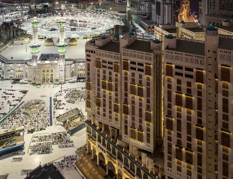 General view Makkah Millennium Hotel