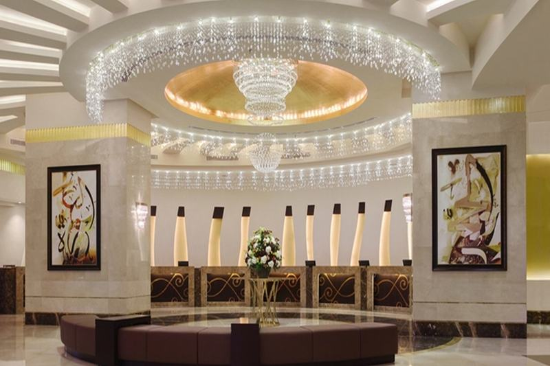 Lobby Makkah Millennium Hotel
