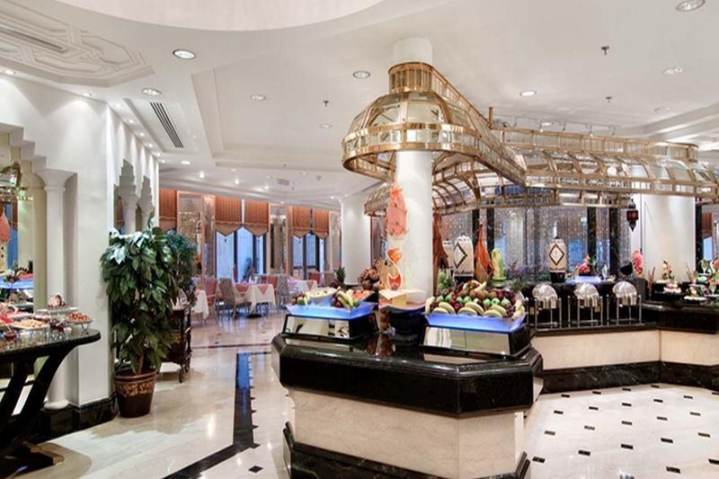 Restaurant Makkah Millennium Hotel