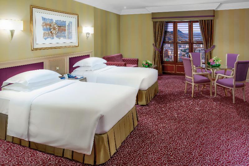 Room Makkah Millennium Hotel
