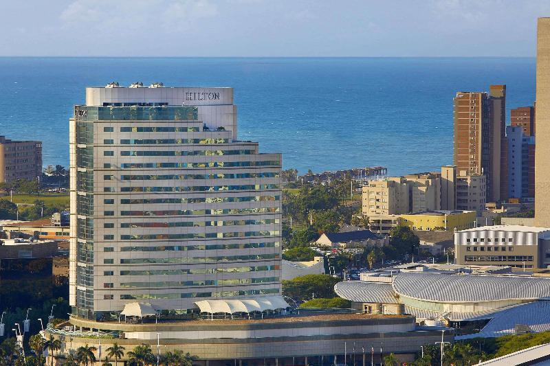 General view Hilton Durban