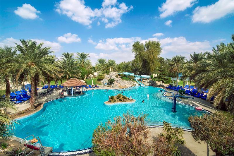Pool Hilton Al Ain