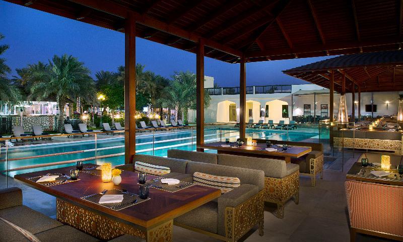 Restaurant Hilton Al Ain