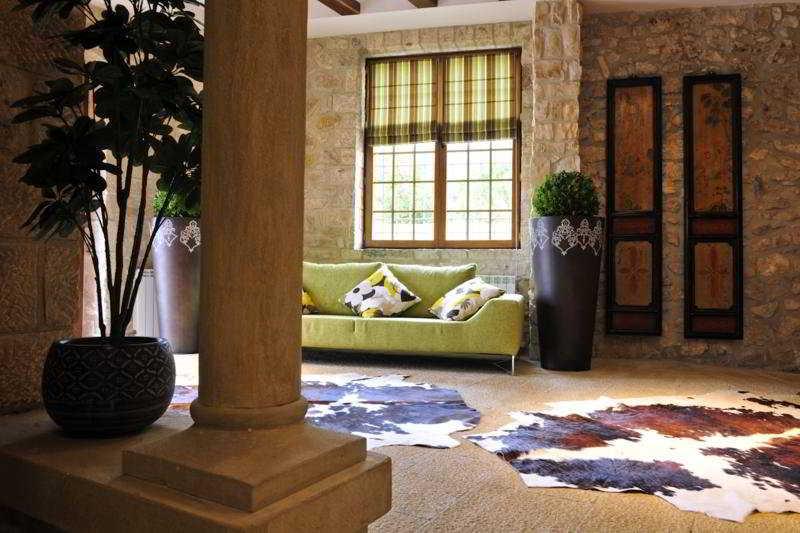 Lobby Palacio Dos Olivos