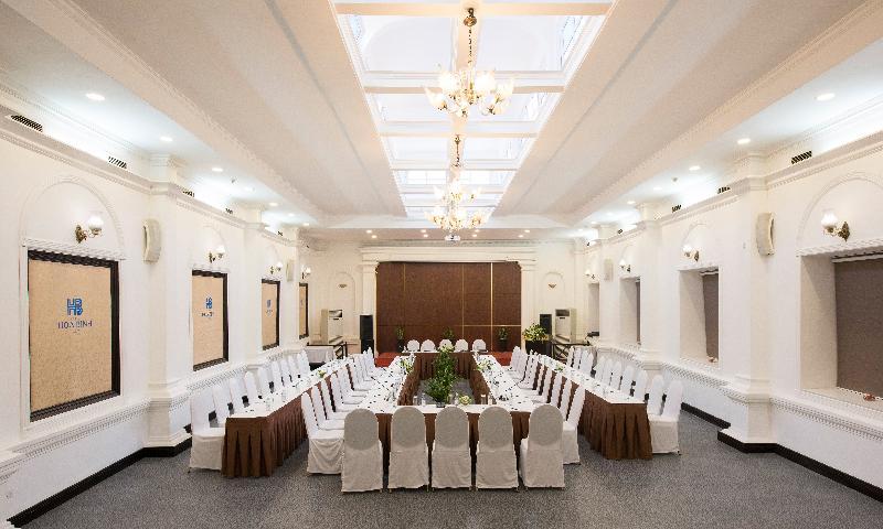 Conferences Hoa Binh Hotel