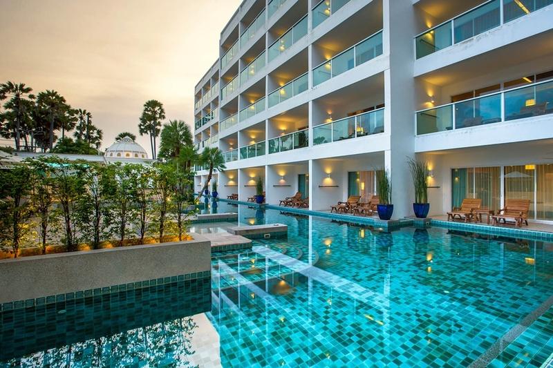 General view Chanalai Romantica Resort