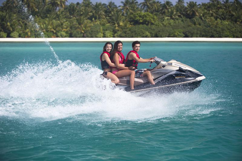 Sports and Entertainment Medhufushi Island Resort