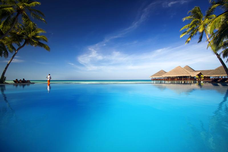 Pool Medhufushi Island Resort