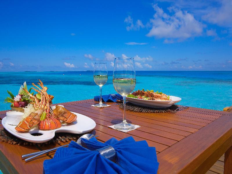 Restaurant Medhufushi Island Resort