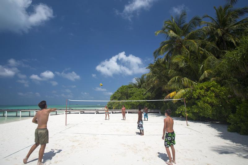 Beach Medhufushi Island Resort