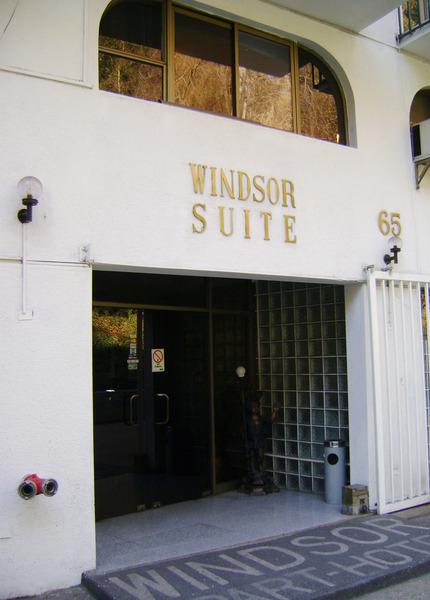 General view Windsor Suite