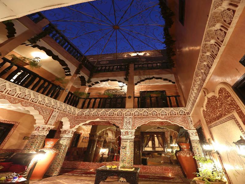 General view Riad Mille Et Une Nuits