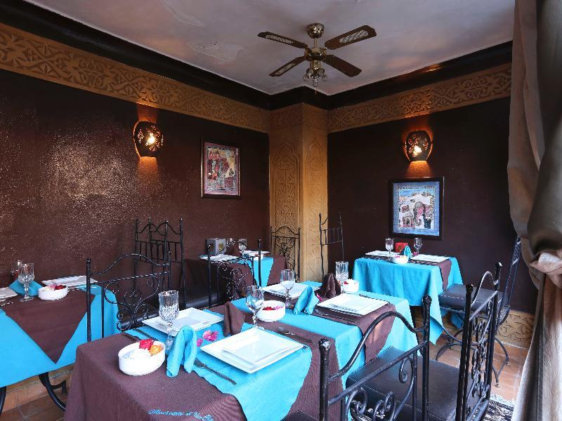 Restaurant Riad Mille Et Une Nuits