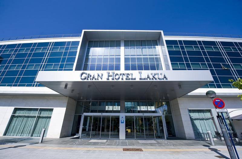 General view Gran Hotel Lakua