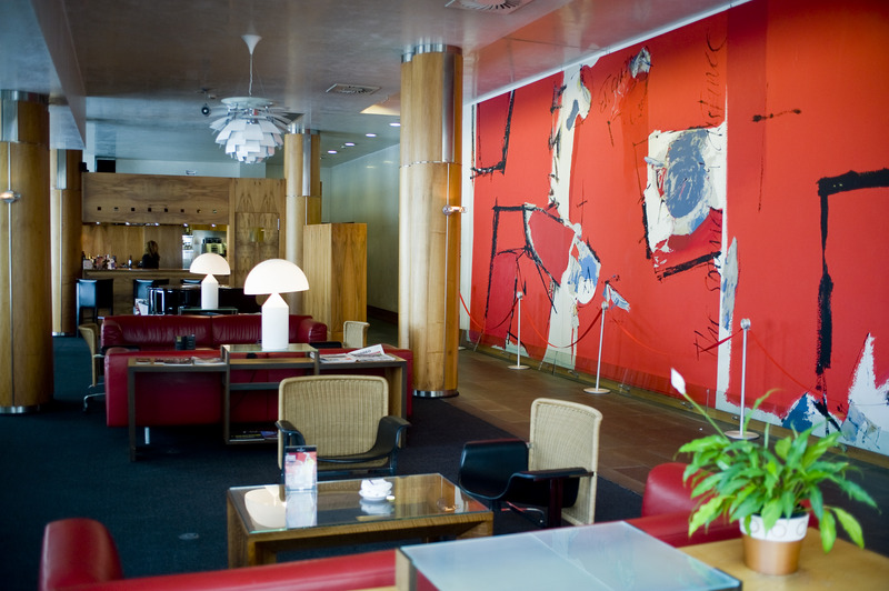 Lobby Gran Hotel Lakua