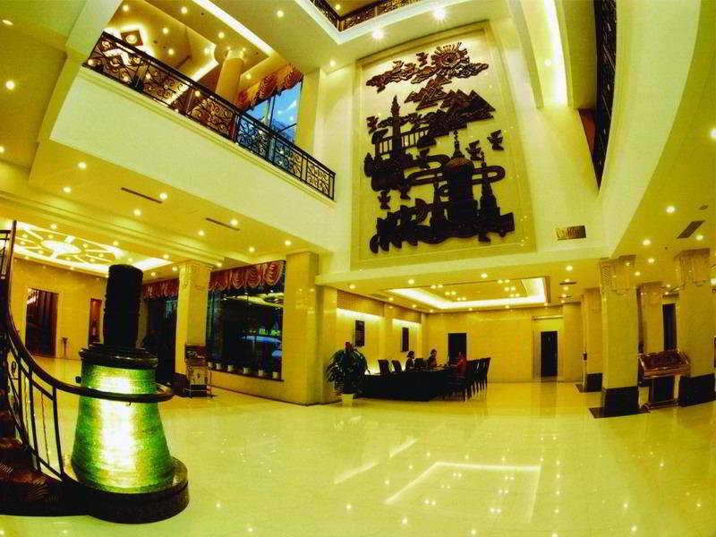 Lobby Friendship Palace