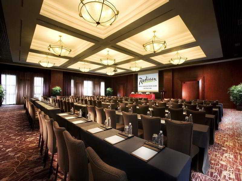 Conferences Radisson Blu Hotel Shanghai Hong Quan