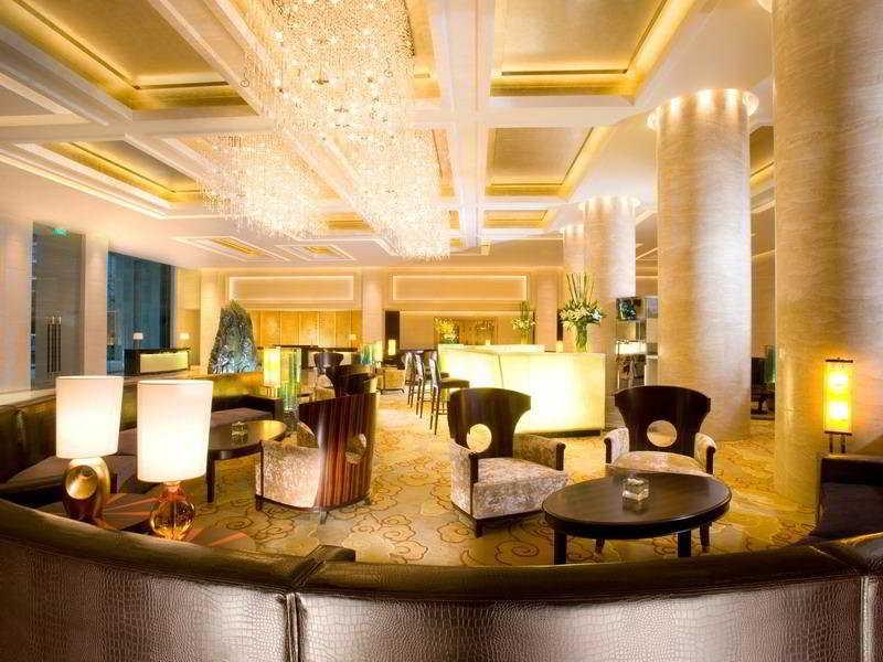 Lobby Radisson Blu Hotel Shanghai Hong Quan