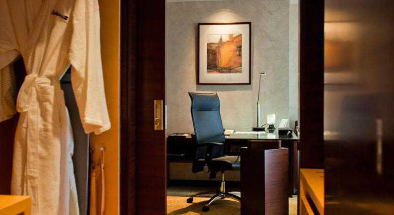 Room Radisson Blu Hotel Shanghai Hong Quan