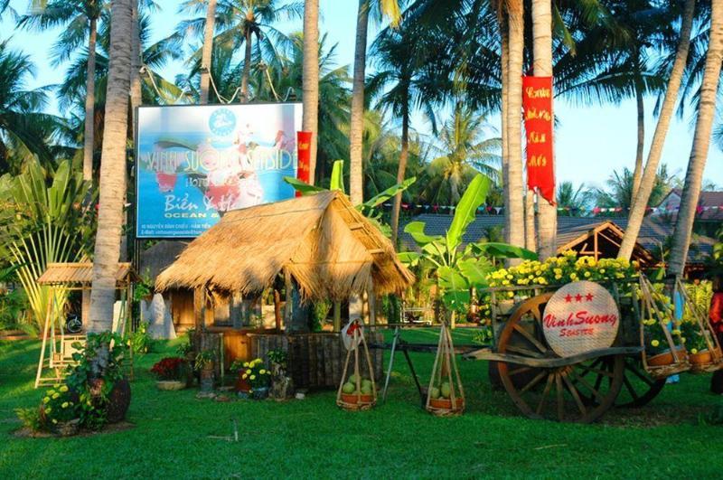 General view Vinh Suong Resort