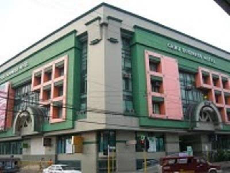 General view Cebu Business Hotel