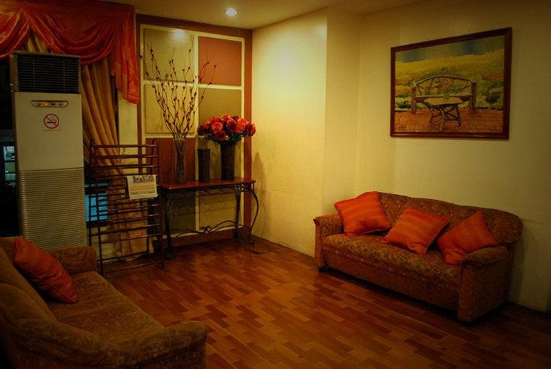 Lobby Cebu Business Hotel