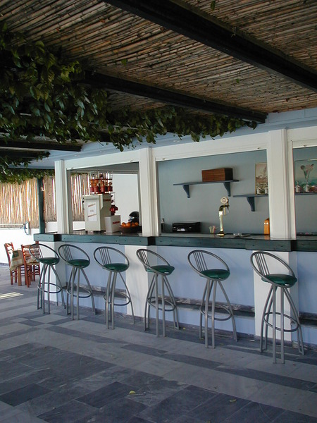 Bar Zefiros Beach