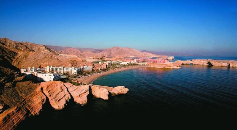 Shangri-La'S Barr Al Jissah Resort & Spa-Al Bandar