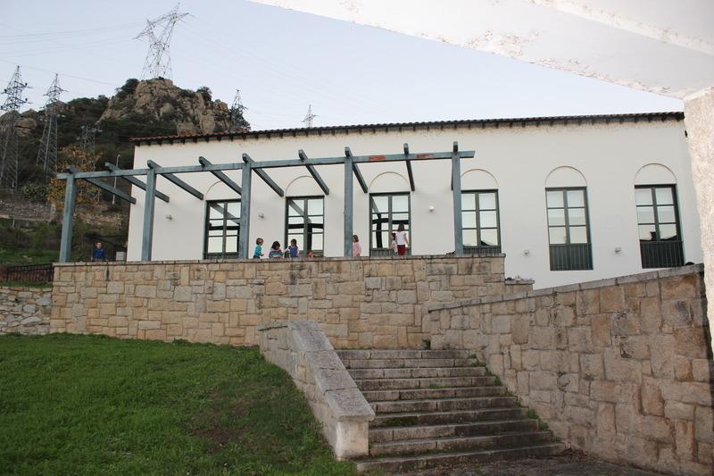 Terrace Hotel Rural Duerming Aldea Duero