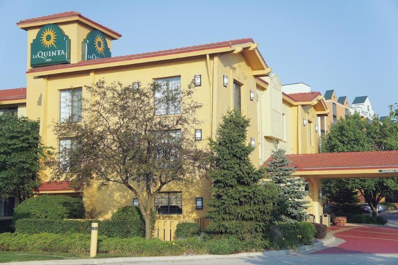 General view La Quinta Inn Chicago - Hoffman Estates
