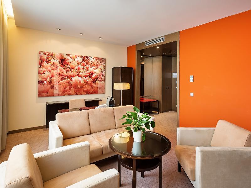 Room Austria Trend Hotel Savoyen