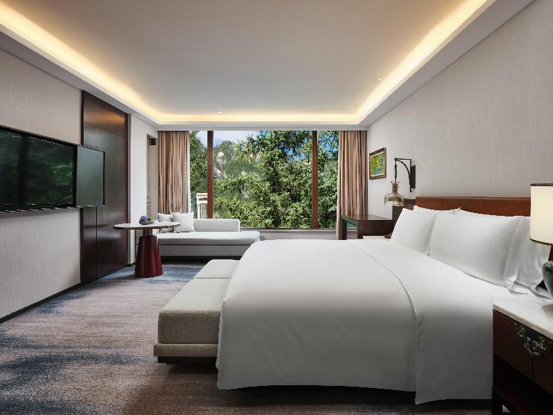 Room Intercontinental Jiuzhai Paradise