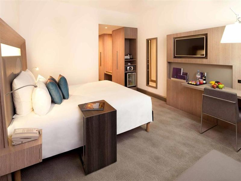 فندق نوفوتيل مركز التجارة العالمي (Novotel World Trade ...