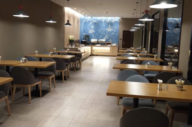 Home Inn Industrial Park - Restaurant - 2