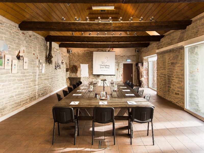 Conferences Von Stackelberg Hotel Tallinn