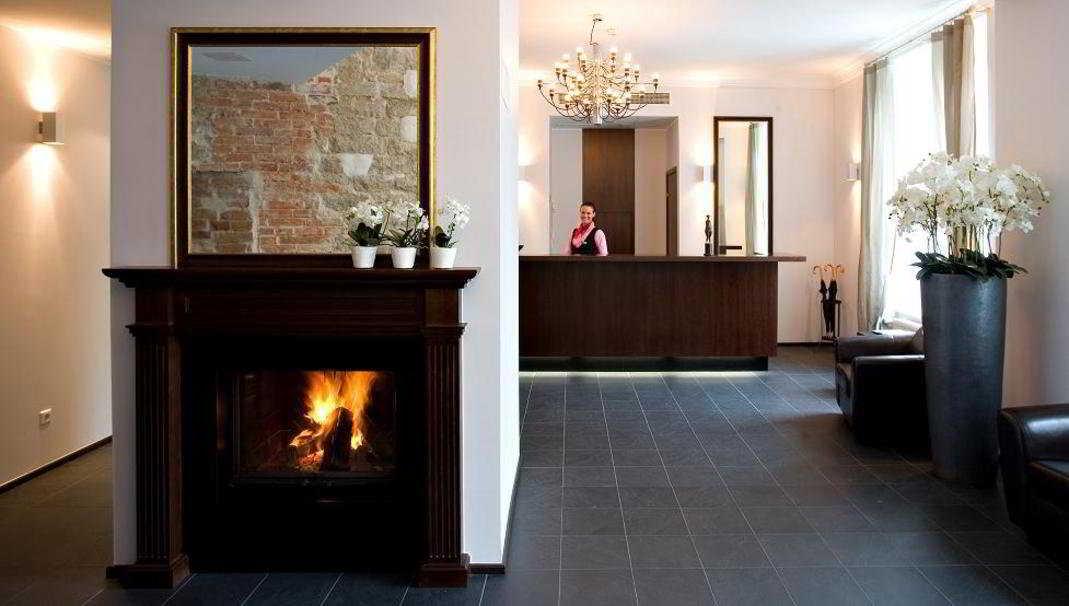 Lobby Von Stackelberg Hotel Tallinn