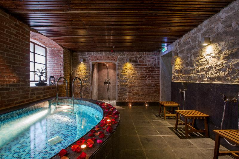 Pool Von Stackelberg Hotel Tallinn