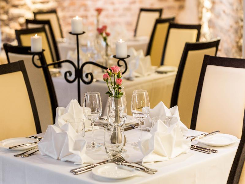 Restaurant Von Stackelberg Hotel Tallinn